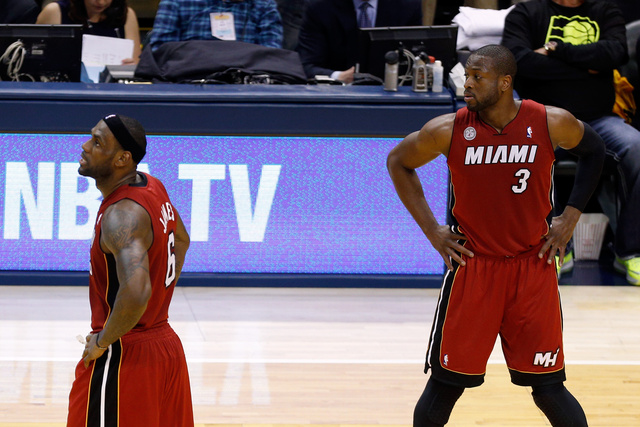 Dwyane Wade Wants The Ball Because He's More Than LeBron's &quo…