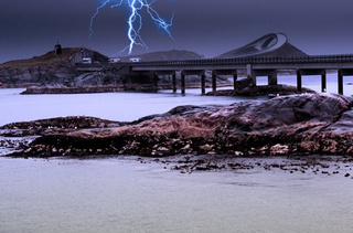Some more pictures of Atlantic Ocean Road