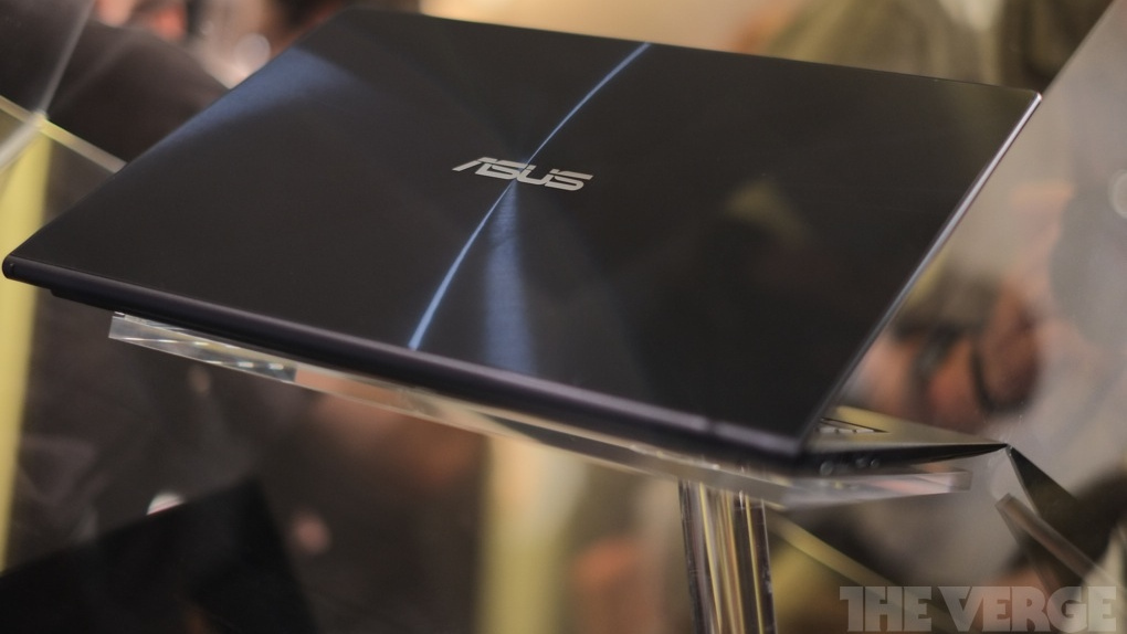 This Beautiful New Asus Ultrabook Is Dripping In Glass