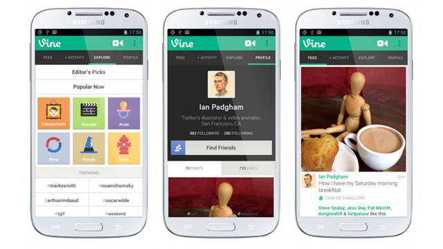 Warmly, Vine, Google Keyboard, and More
