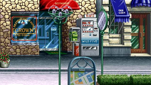 The Best 2D Arcade Game Backgrounds