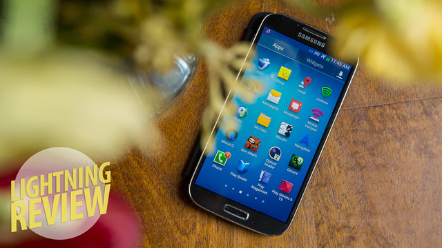 Samsung Galaxy S4 Review: Better, But Not Best (Updated)