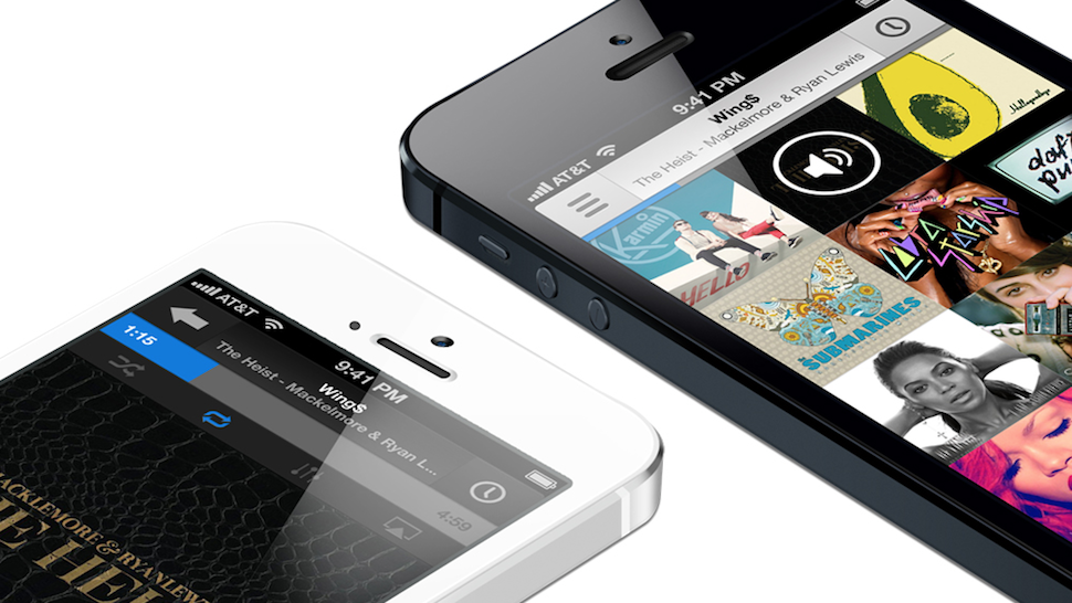 Let's Hope Apple's iOS 7 Music App Is Half as Clever as This Concept