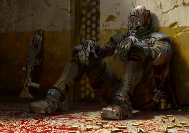 2013's Best Video Game Art Is Beautiful (And Occasionally Bloody)
