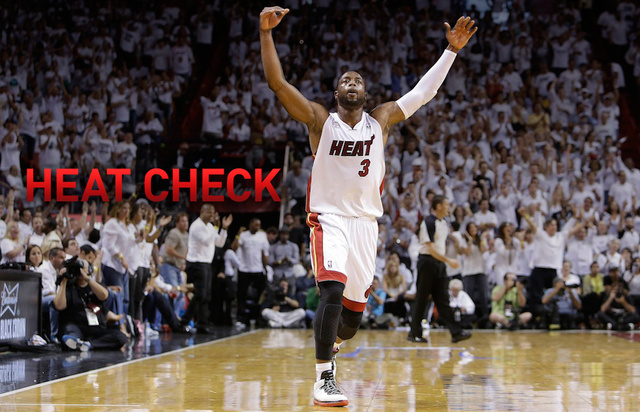 Dwyane Wade Finds His Game, With Help From The World's Best Win…