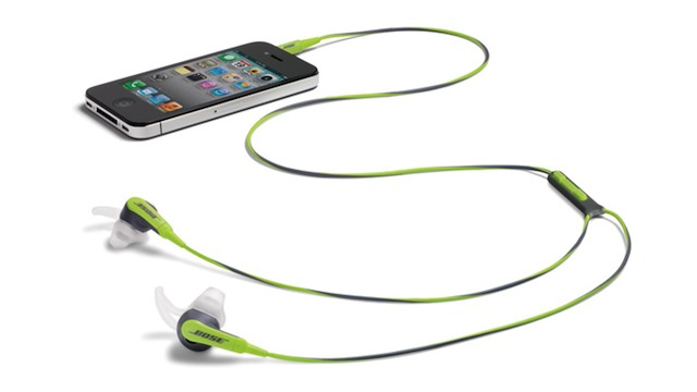 Most Popular Exercise Headphones: Bose IE2/MIE2/SIE2 In-Ear Headphones