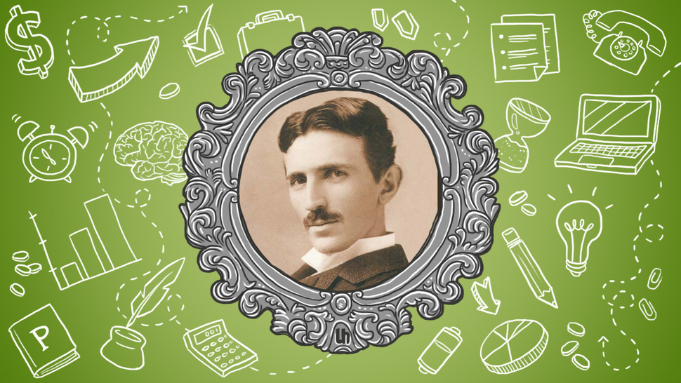 Nikola Tesla's Best Productivity Tricks