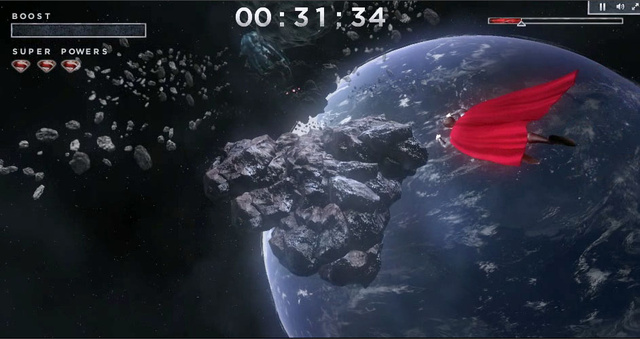 Destroy or Save Metropolis in the new Superman game Hero's Flight