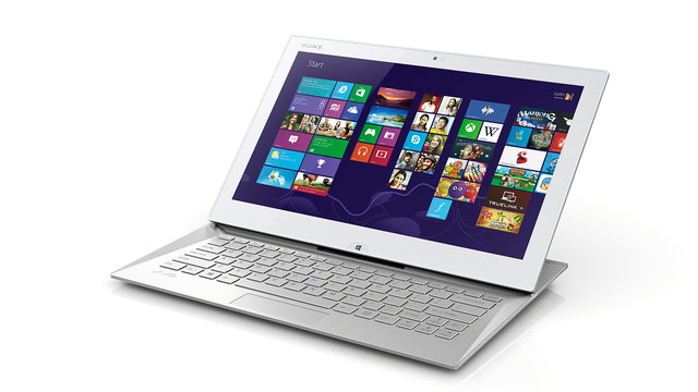 Sony Vaio Pro: Sony Is Finally Making Good Laptops Again
