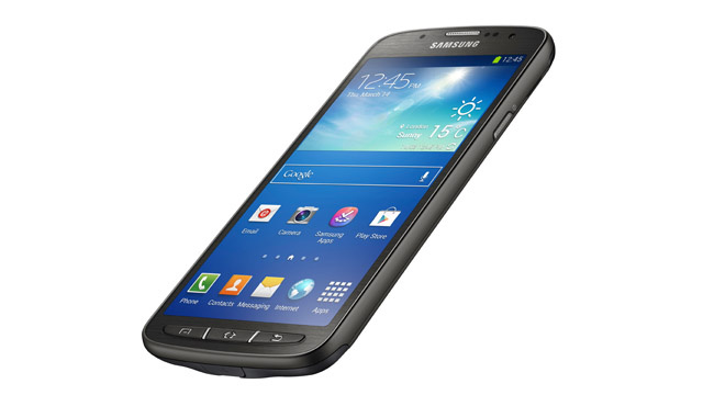 Samsung Galaxy S4 Active Emerges from the Rumour Swamp