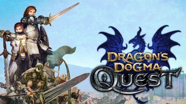 The World of Dragon's Dogma is Going Portable (But Not The Action)