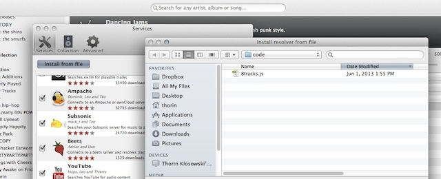 How to Merge Multiple Music Services Into a Mega-Library with Tomahawk