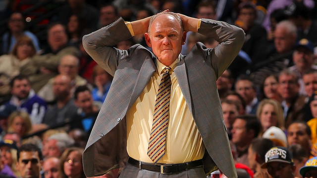 The Nuggets Have Fired George Karl, And That Is Weird