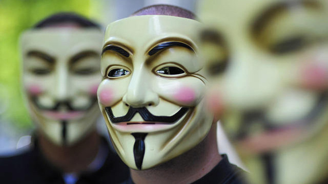Anonymous Just Leaked a Trove of NSA Documents