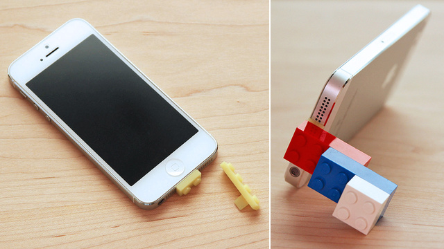 Lego Adapter Turns Your iPhone Into a Touchscreen Brick