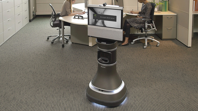 iRobot Makes It Easier To Show Up To Work While At Home In Your PJs
