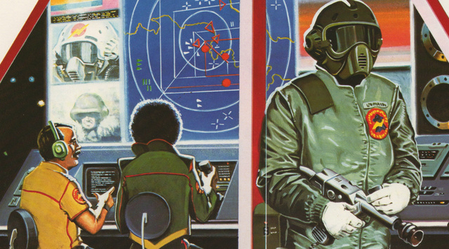 This Book Showed '80s Kids the Computerized, War Games War of Tomorrow