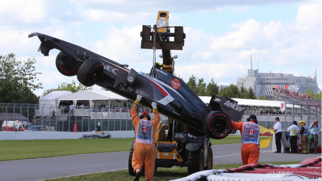 Track Worker Killed Immediately Following The Canadian GP UPDATE