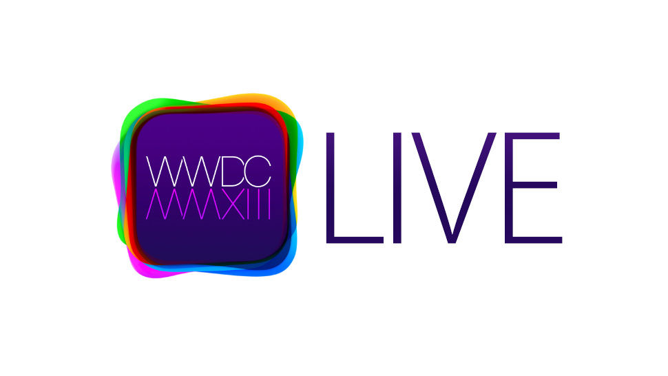 Our WWDC 2013 Liveblog Kicks Off Right Now
