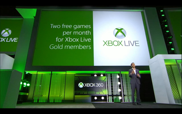 free games with xbox live gold march 2014