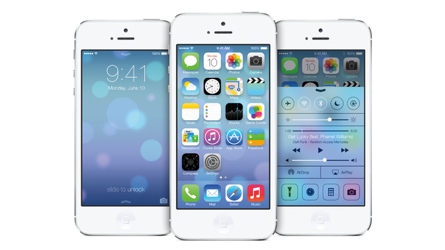 How To Talk Your Friends and Family Through iOS 7