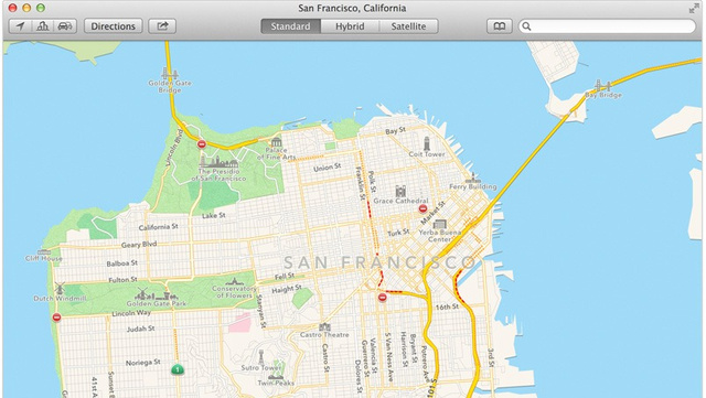 Apple Maps Is Coming to Your Desktop and Calendar's Losing Its Leather