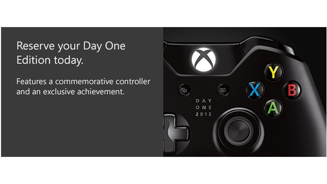 First xbox one consoles come with fancy controllers achievement kotaku australia - Xbox one day one edition console ...