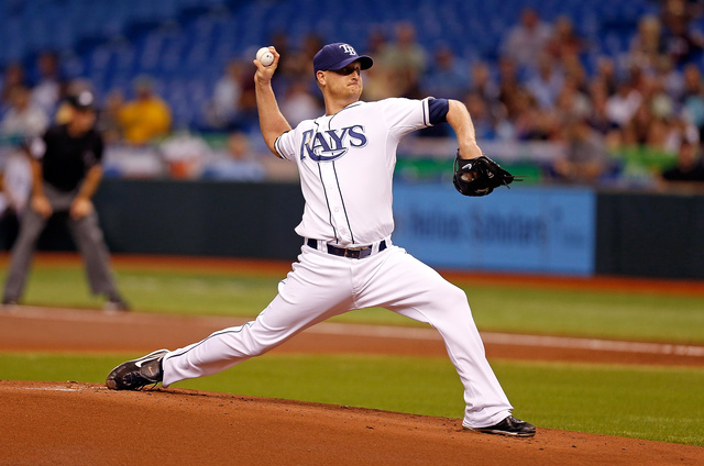 The Rays' Alex Cobb Is Having His Twitter Hacked During A Bad S…