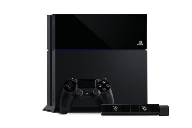 PS4 Has a 500GB Hard Drive and the PS4 Eye Costs $60 Extra