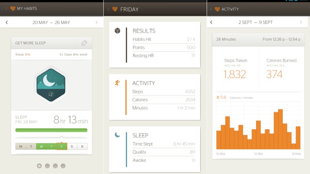 Android Apps of the Week: Basis Fitness & Sleep Tracker and More