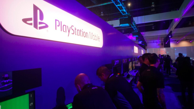 Sony's E3 Booth in Nine Photos