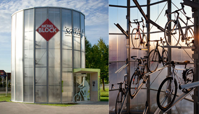 Innovative Bike Parking Solutions That Save Space