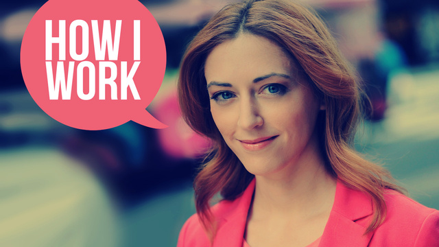 I'm Kelly McGonigal, and This Is How I Work