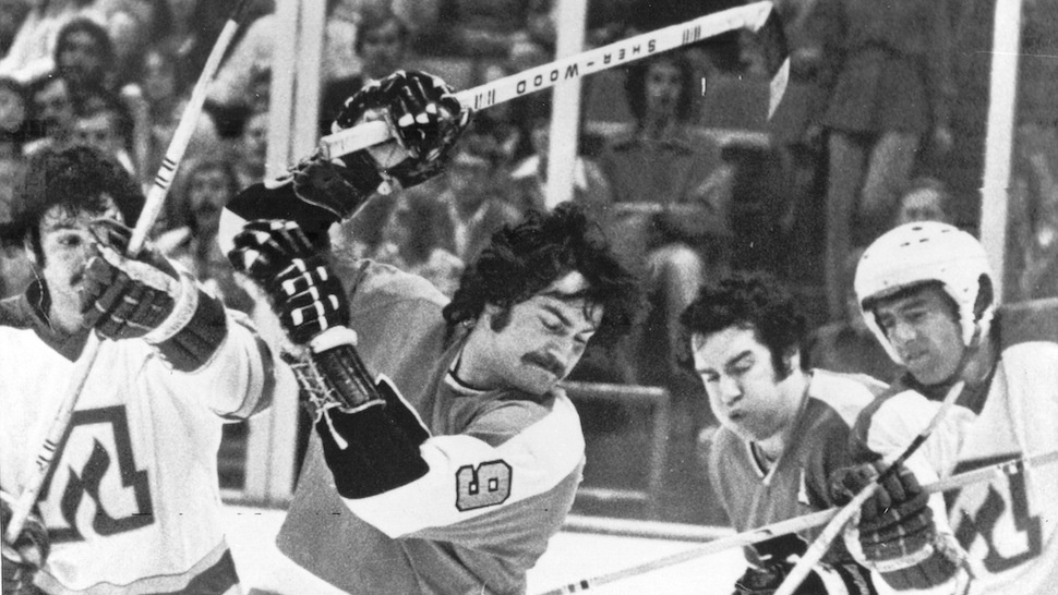 File Under 'superb Writing': What Hockey Needs Is More Violence - Originally Published In 1981 By Mordecai Richler
