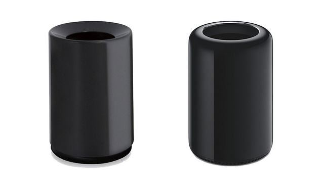 Garbage Can That Looks Like the Mac Pro Is a Hot Item in Japan