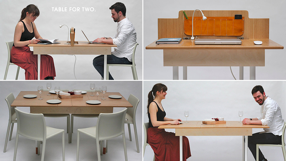 For Two Transmogrifies Into 6 Person Dining Table Gizmodo Australia