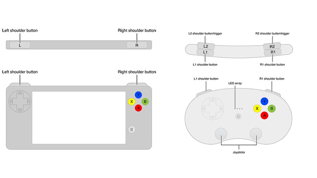 This Could Be the First Official iPhone Gaming Controller