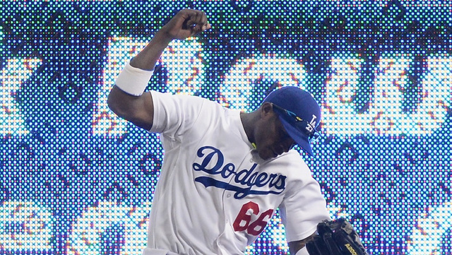 Yasiel Puig Is The Inspiration Behind A New Grindcore Band