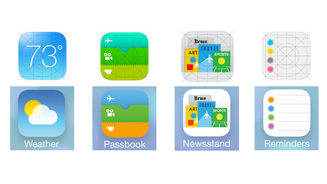 Apple Is Already Fixing Its Awful iOS 7 App Icons