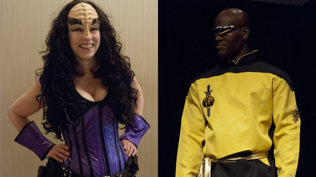Just a Friendly Reminder That Star Trek Fans Rule at Cosplay