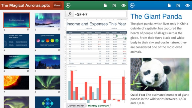 iPhone Apps of the Week: Office 365, Skymotion, and More