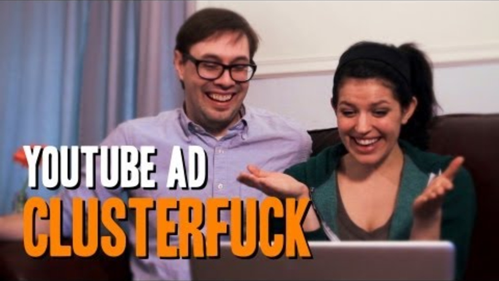 This Week's Top Comedy Video: YouTube Ad Clusterf*ck