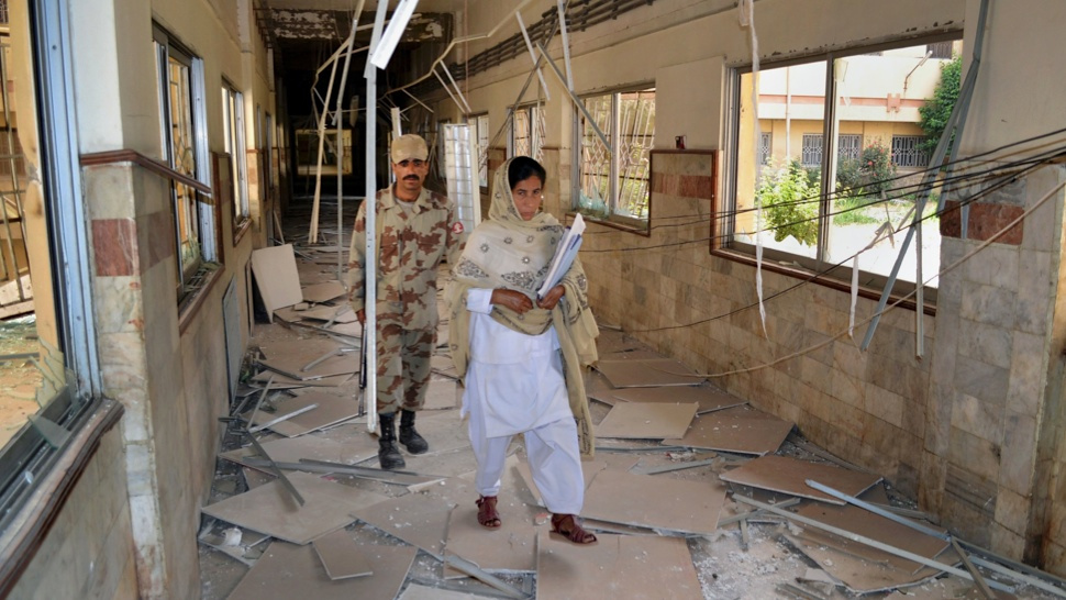 A Series of Brutal Attacks in Pakistan Targeted University Women