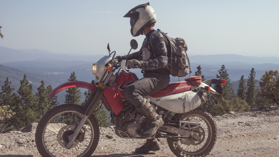 RideApart Review: Honda XR650L