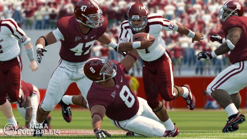 college football quarters ncaa football 15