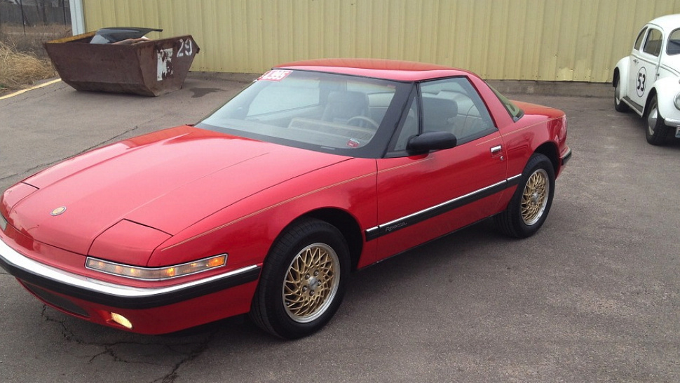 For $3,200 You Oughta Reatta