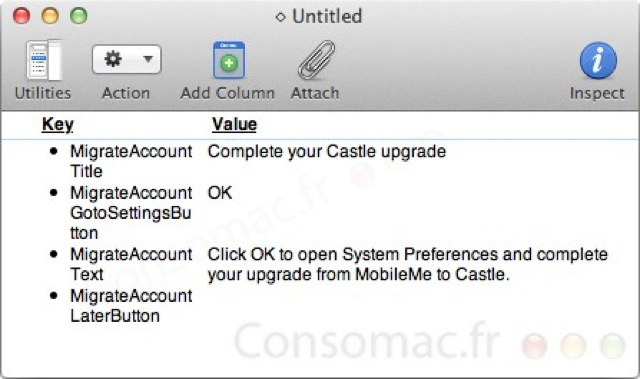 "Mysterious ""Castle"" Appears in Mac OS X 10.7 Lion"