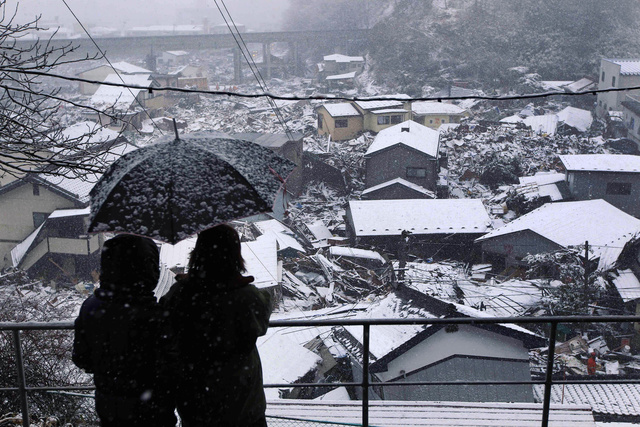 The Japan Quake's Most Powerful Photos (Updated)