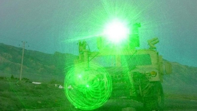 Pentagon Red Tape Delayed Iraq's Life-Saving Laser Weapons