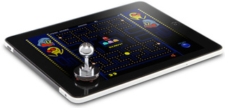 Put a Real Arcade Joystick on Your iPad